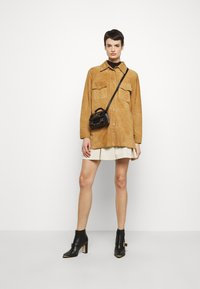 Alberta Ferretti - Button-down blouse - beige - 1