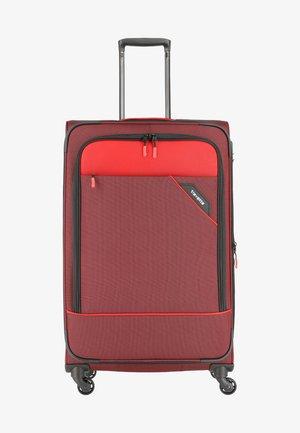 DERBY  - Trolley - red