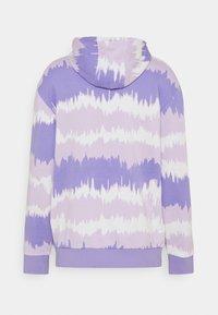 adidas Originals - HOODY UNISEX - Sweatshirt - light purple/multicolor - 6