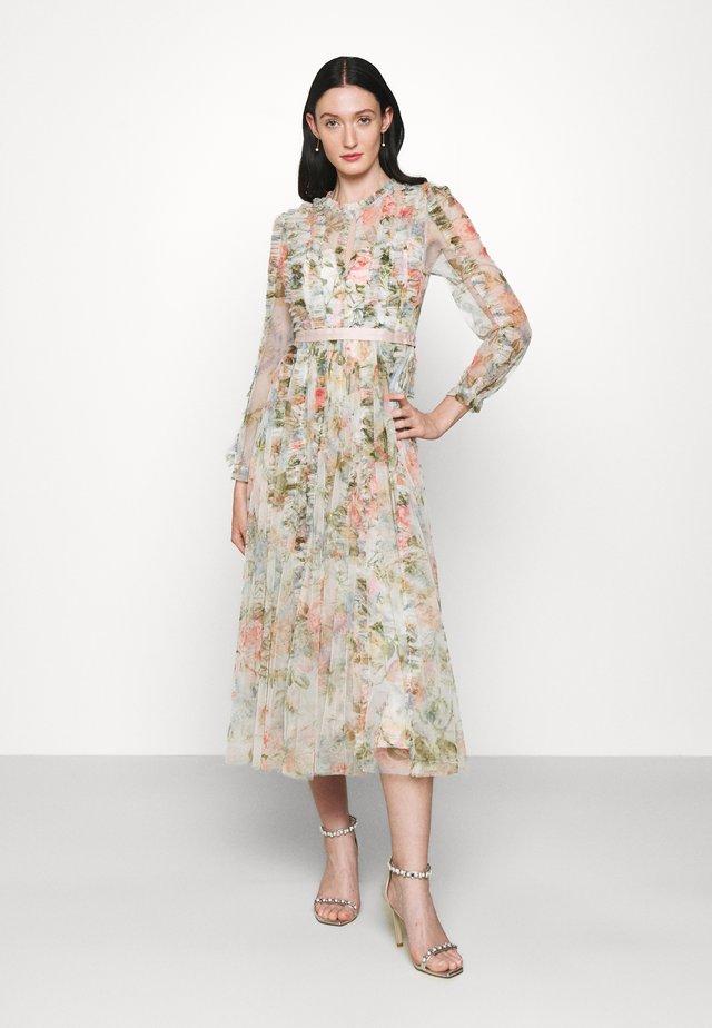 ROSE GARDEN BALLERINA DRESS - Robe d'été - multi