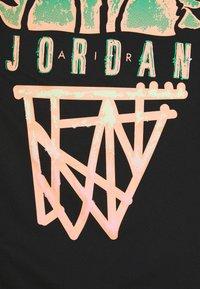 Jordan - DNA CREW - T-shirt med print - black - 7