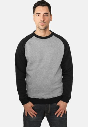 Collegepaita - grey/black