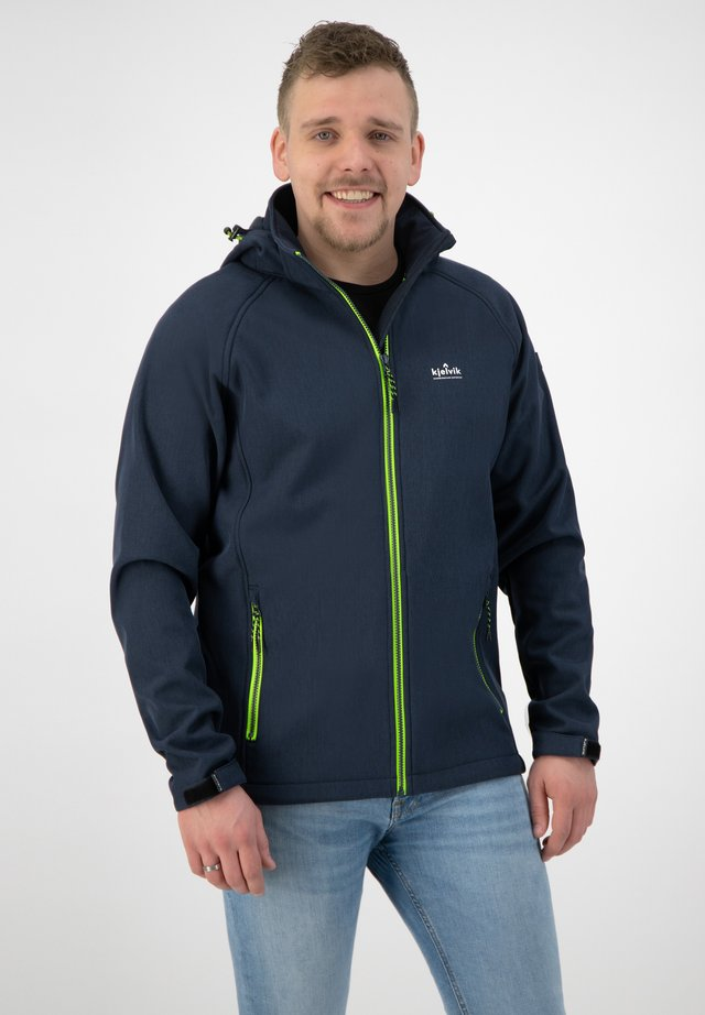 RAIMOND - Outdoor jacket - navy