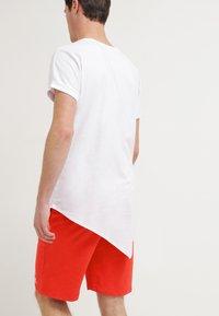 Urban Classics - Print T-shirt - white - 2