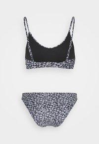 Vero Moda - VMDORIS SWIM SET - Bikini - black - 1