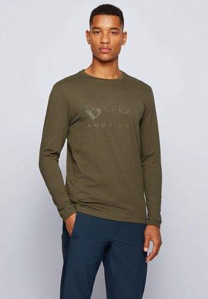 TOGN - T-shirt imprimé - dark green