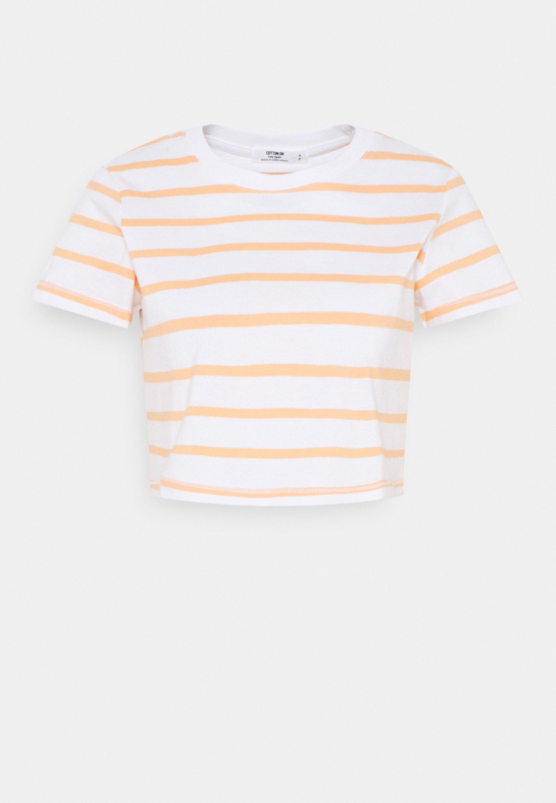Damen THE BABY TEE - T-Shirt print