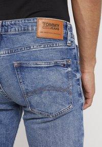 Tommy Jeans - ORIGINAL STRAIGHT RYAN  - Džíny Straight Fit - dallas new - 5