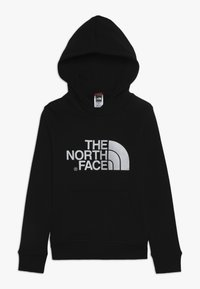 The North Face - YOUTH DREW PEAK HOODIE UNISEX - Sweat à capuche - black - 0
