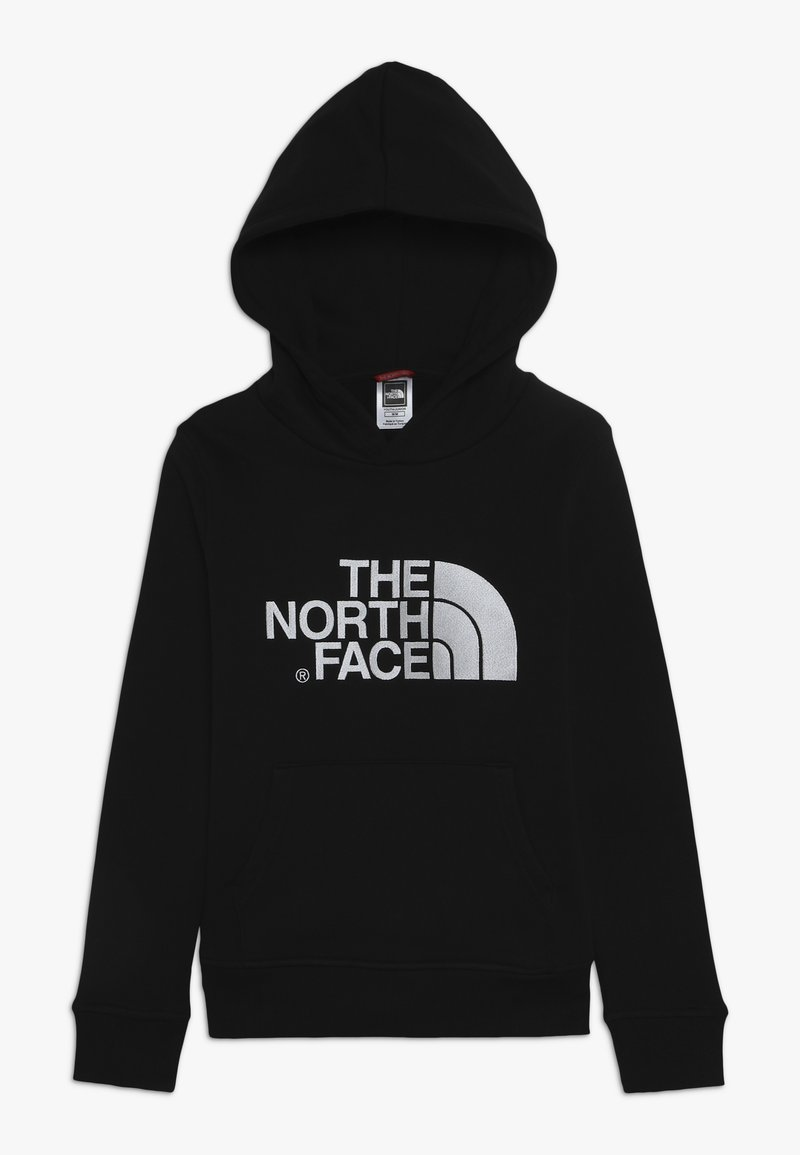 The North Face - YOUTH DREW PEAK HOODIE UNISEX - Sweat à capuche - black