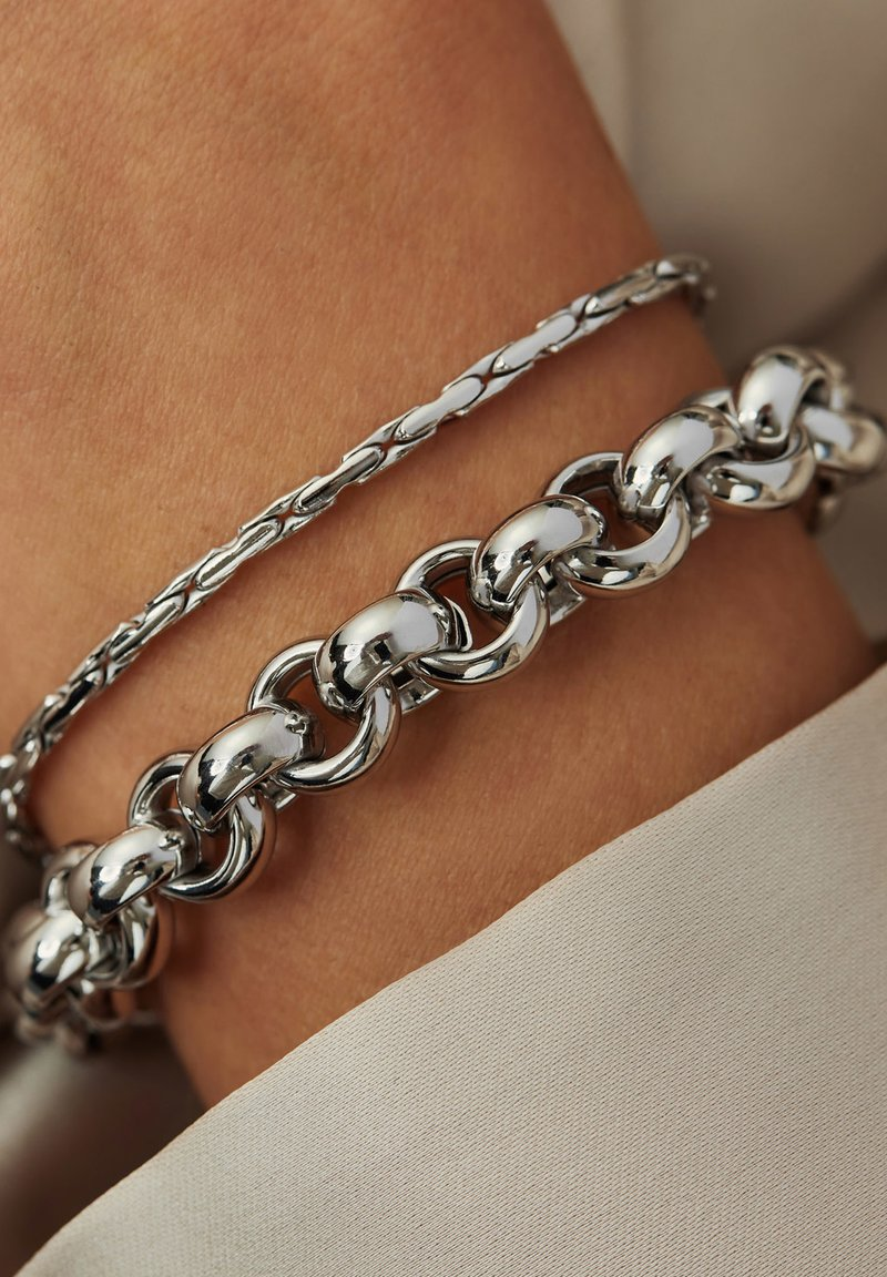Parte di Me - Bracelet - silver-coloured