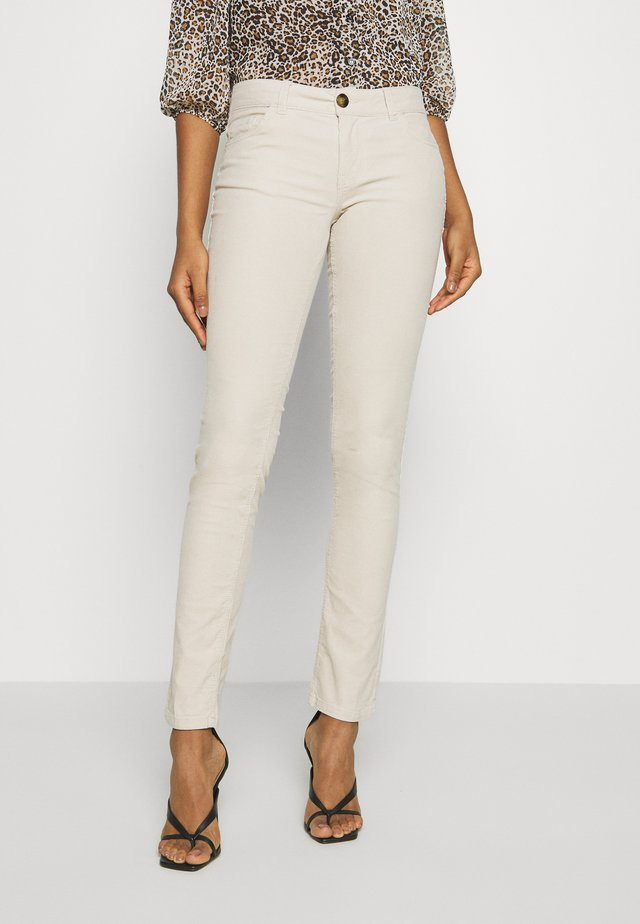 JDYERA - Kalhoty - cement