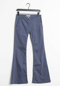 Stefanel - Trousers - blue - 0