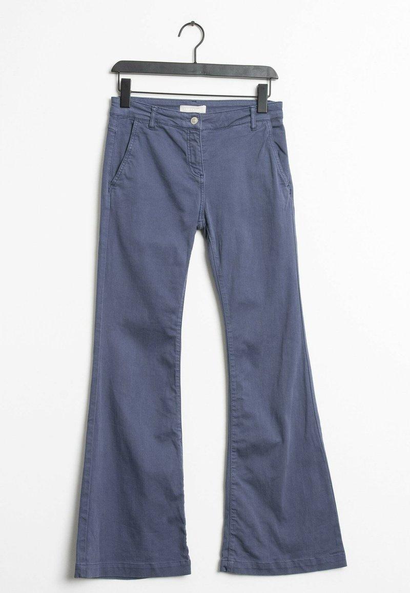 Stefanel - Trousers - blue