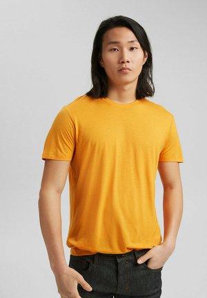 Basic T-shirt - sunflower yellow