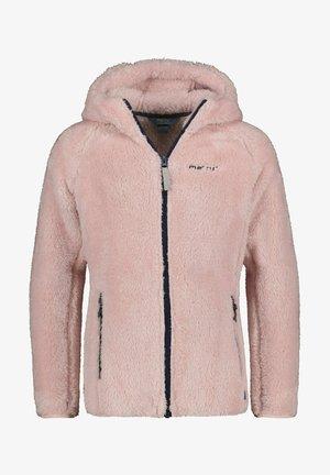 ROXBURGH - Fleece jacket - rosa