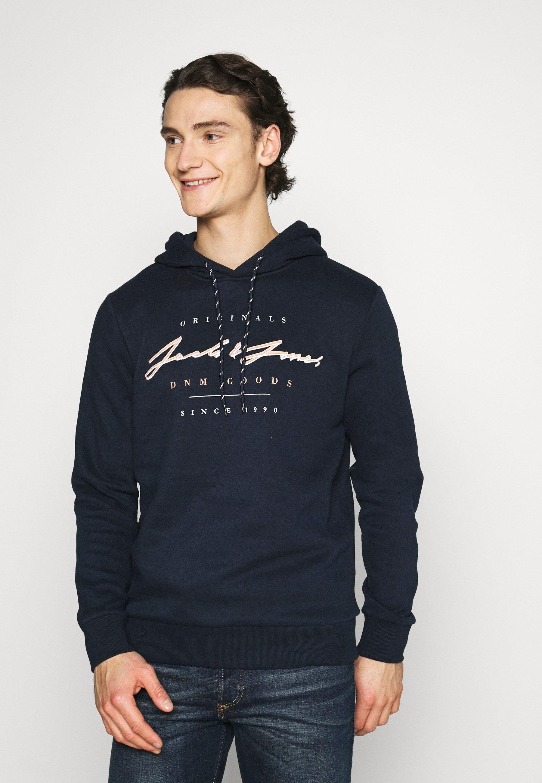 Herren JORMARIUSS HOOD/SWEAT  - Sweatshirt
