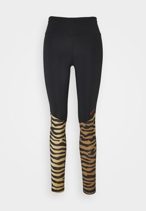 CLARENCE - Legging - brown