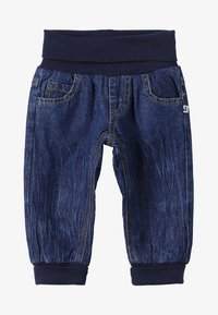 Jacky Baby - Relaxed fit jeans - dark blue denim - 4