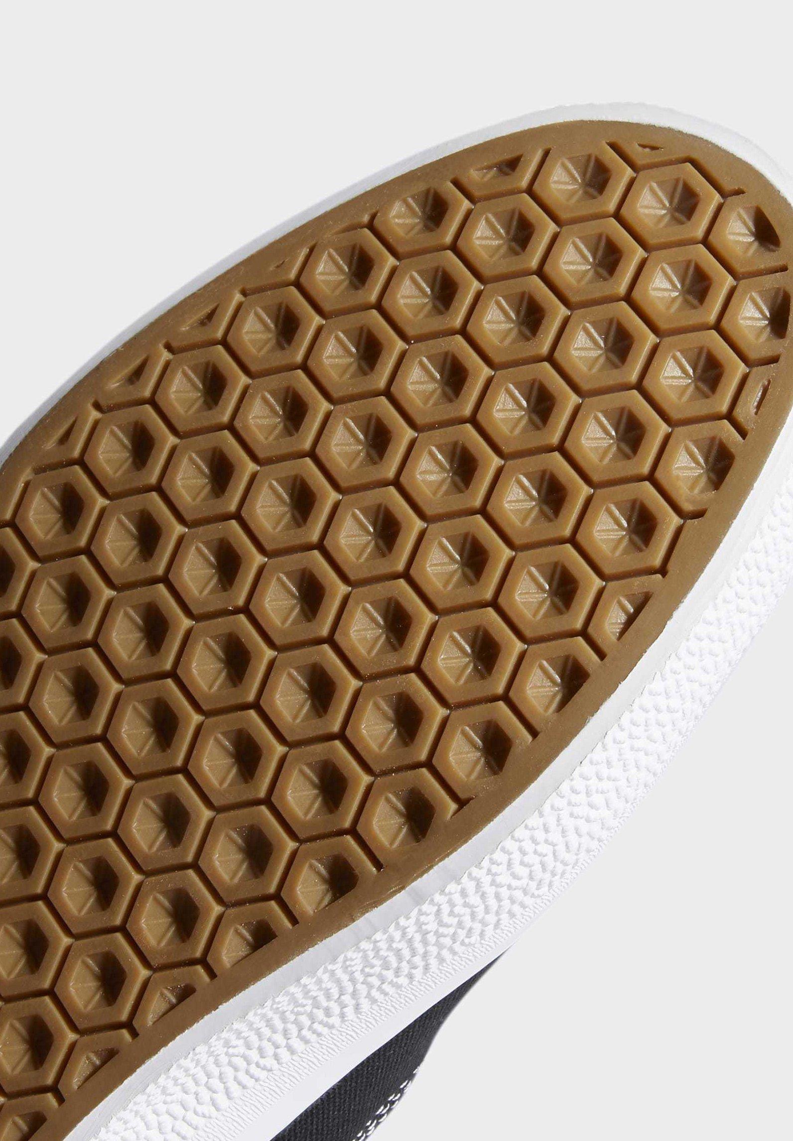 adidas Originals 3MC SLIP - Matalavartiset tennarit - black v28P5fXQ