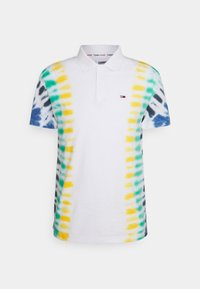 Tommy Jeans - TIE DYE UNISEX - Polo shirt - multi-coloured - 0