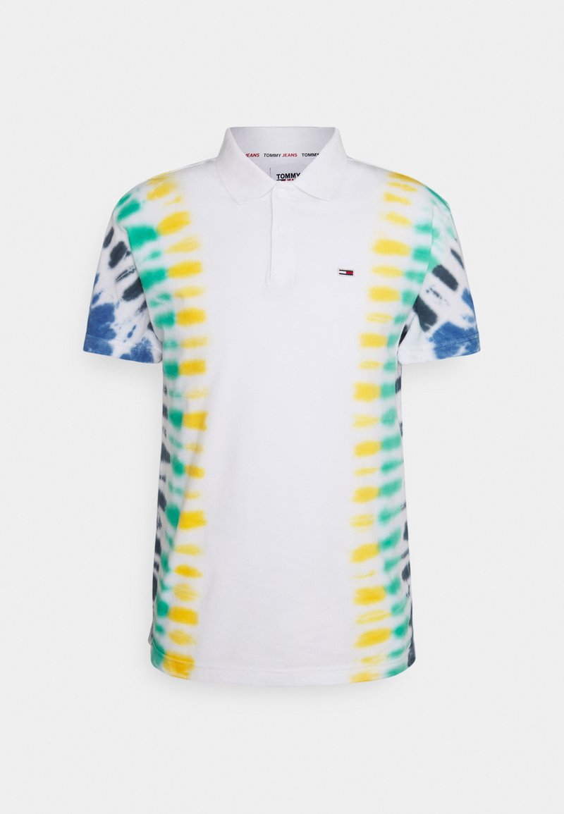 Tommy Jeans - TIE DYE UNISEX - Polo shirt - multi-coloured