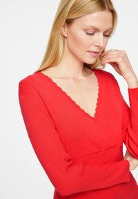 comma - Jumper - red - 4
