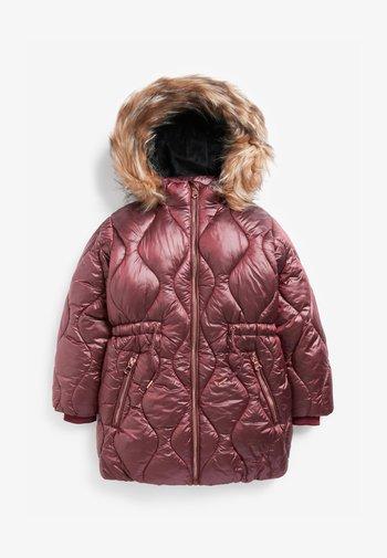 HIGH SHINE  - Winter coat - berry