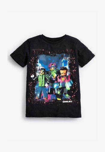 Roblox - Print T-shirt - black