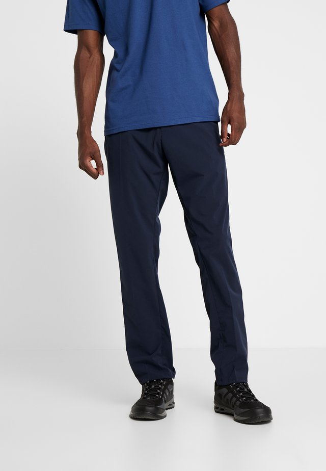 COMMITMENT - Pantalones chinos - blue illusion