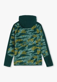 O'Neill - Fleece jacket - green aop - 1