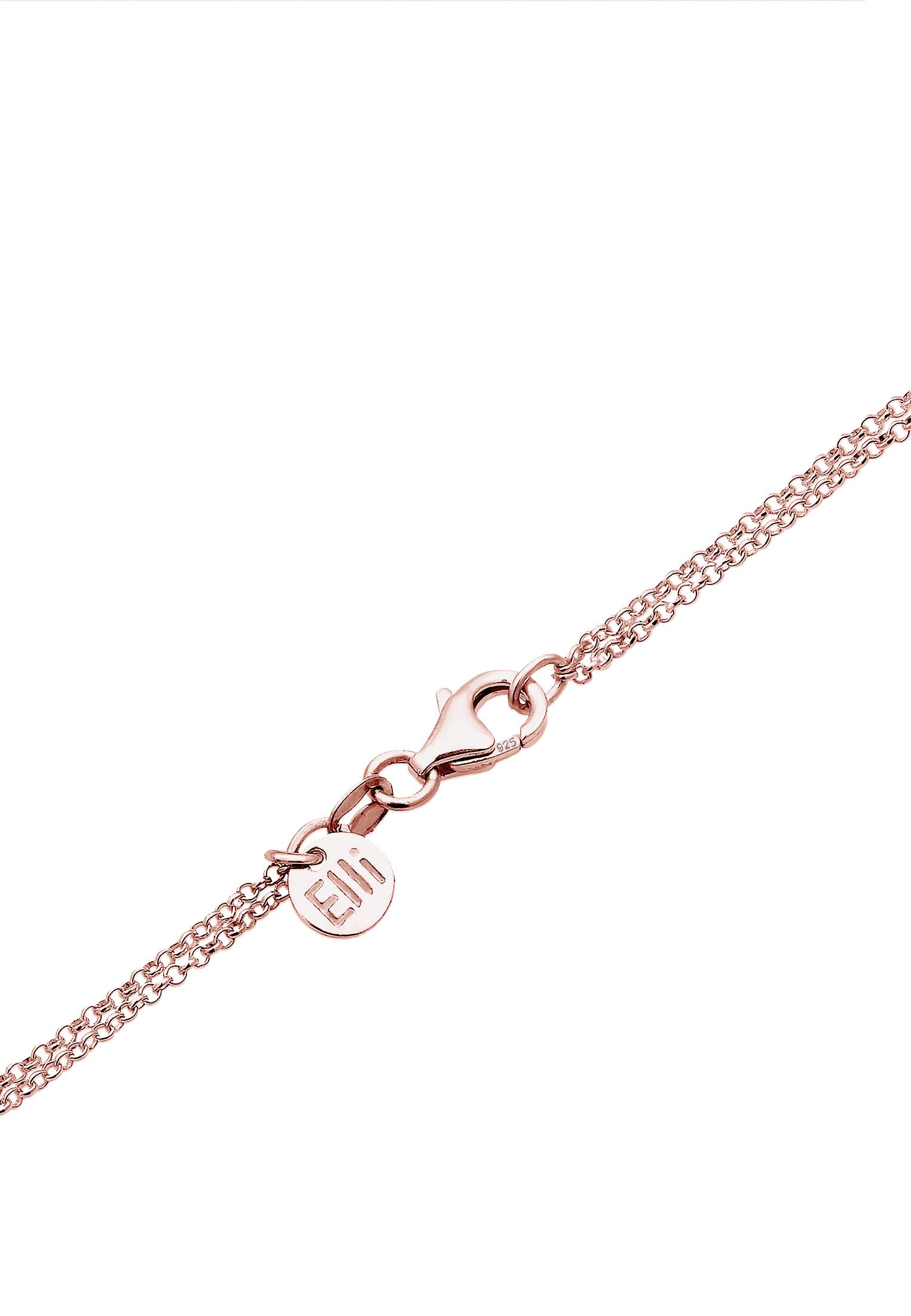 Elli Halskette - Rose Gold-coloured/roségoldfarben