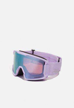 LINE MINER L UNISEX - Laskettelulasit - purple