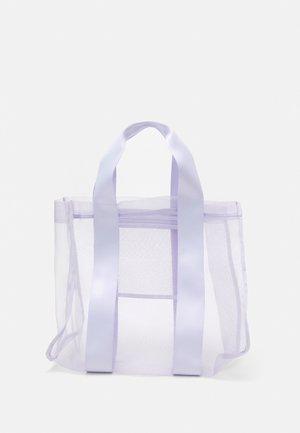 CARLA TOTEBAG - Tote bag - purple