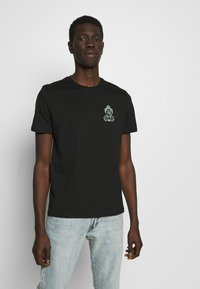 YOURTURN - T-shirts print - black - 2