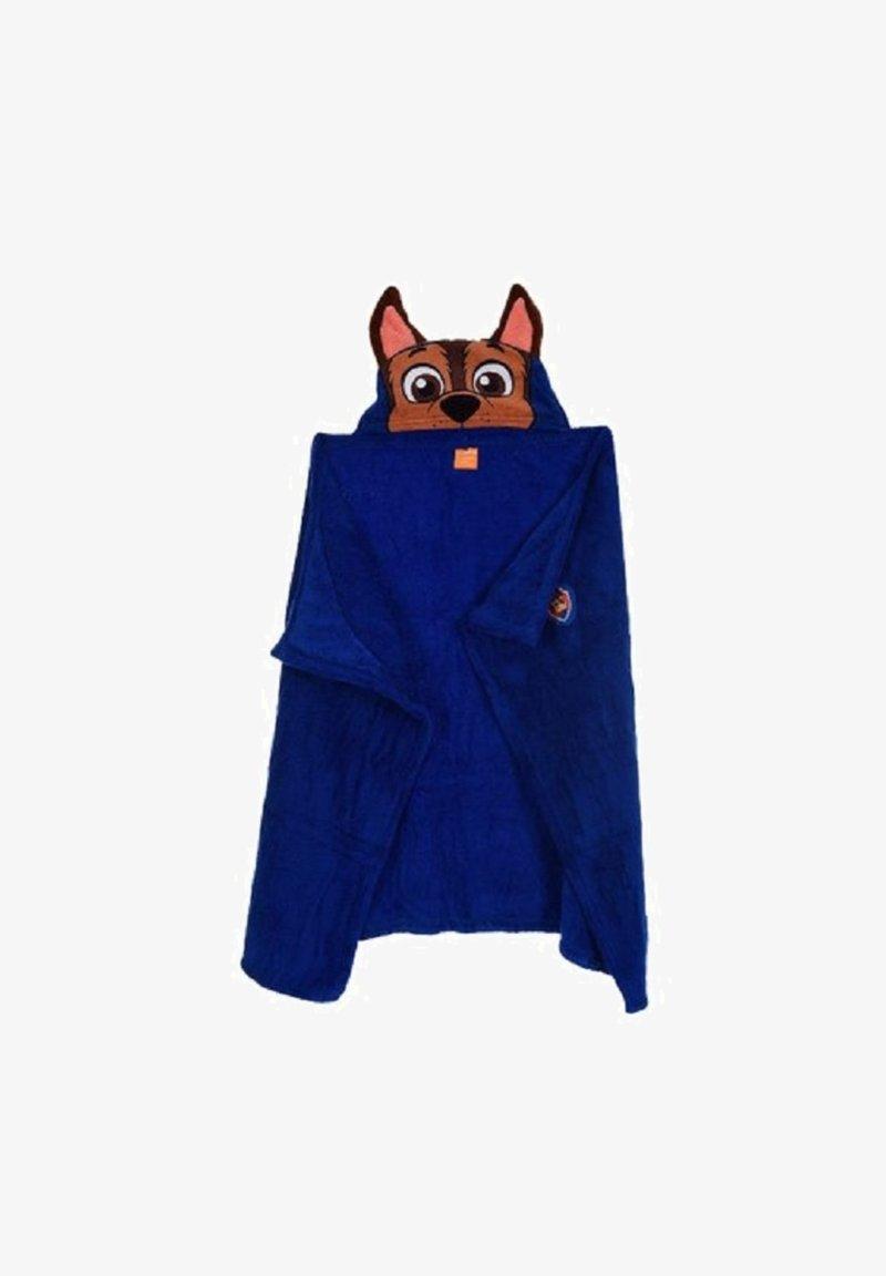Paw Patrol - MARSHALL DECKE MIT KAPUZE - Baby blanket - blau