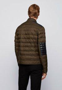 BOSS - OZNOOPO - Winter jacket - open green - 2