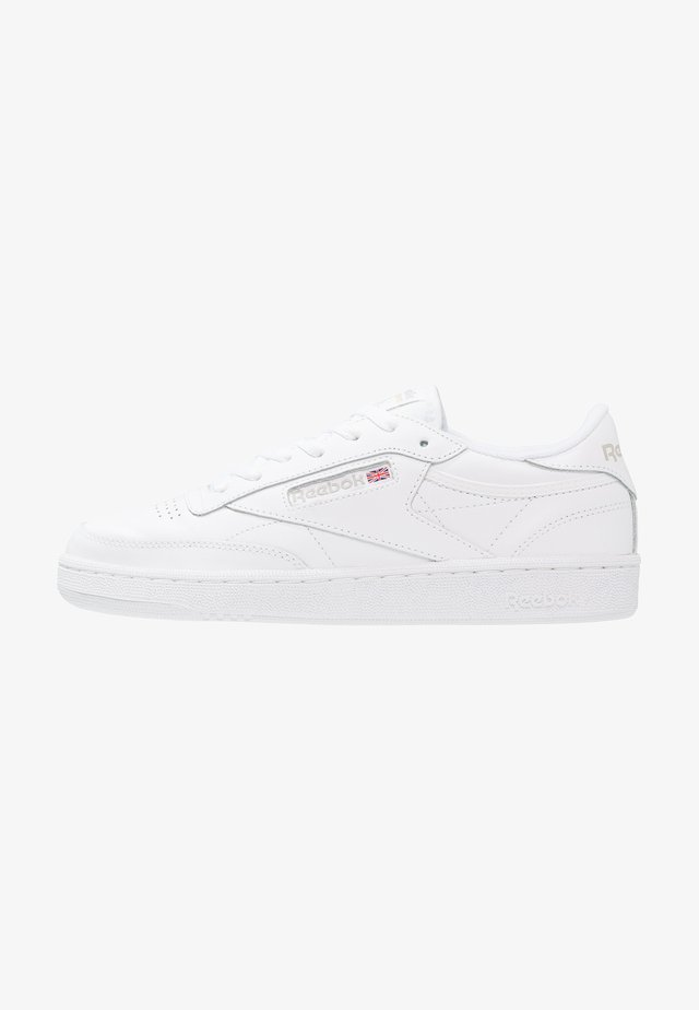 CLUB C 85 - Matalavartiset tennarit - white/light grey