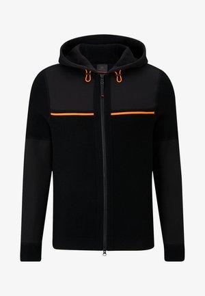 LUCO - Zip-up hoodie - schwarz