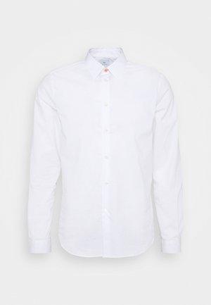 TAILORED FIT - Skjorte - white