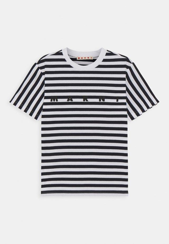 MAGLIETTA UNISEX - Camiseta estampada - blue navy