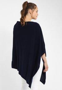 PONCHO COMPANY - CLASSIC  - Viitta - dark blue - 1