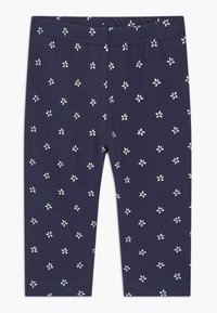 Blue Seven - SMALL GIRLS STARS 3 PACK - Legíny - yellow/navy/pink - 2