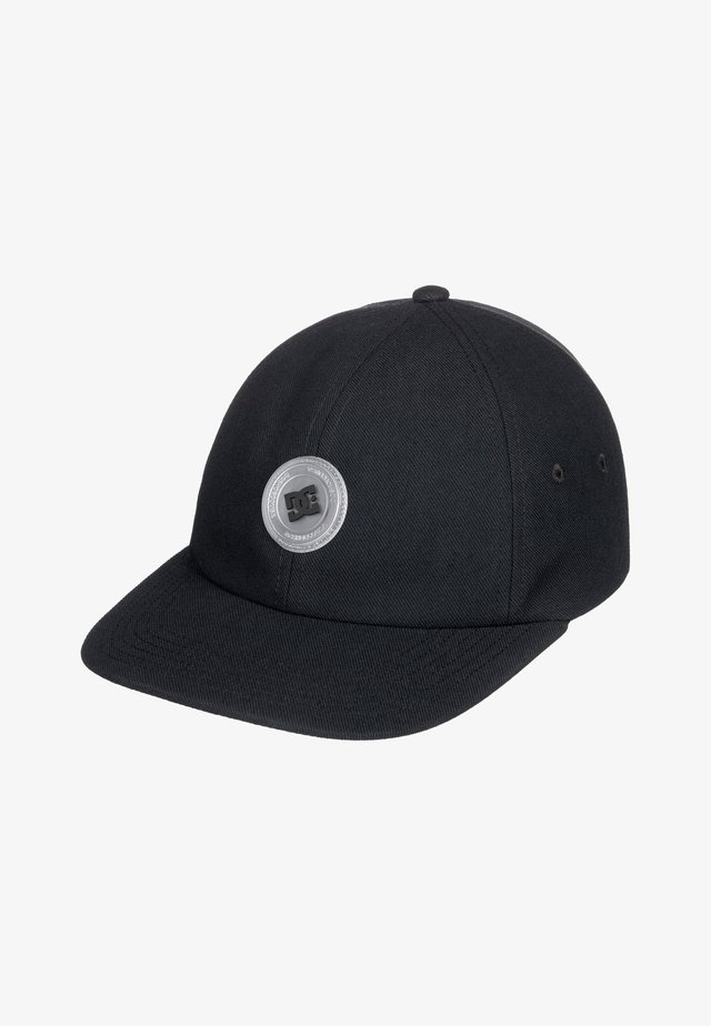 SHROUDER - SNAPBACK - Cap - black