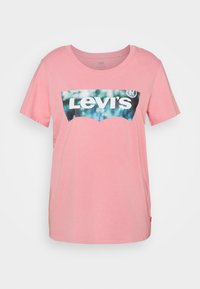 Levi's® Plus - PERFECT TEE - Print T-shirt - batwing photo fill peony - 3