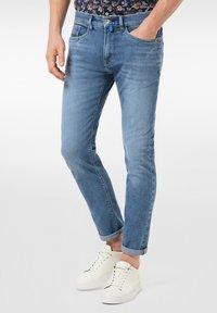 Pierre Cardin - LYON - Jeans Tapered Fit - blue - 0