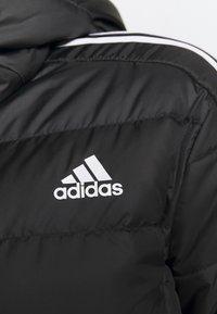 adidas Performance - ESSENTIALS DOWN - Down jacket - black - 5
