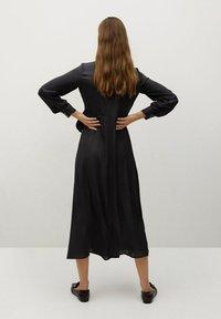 Mango - PASQ-A - Denní šaty - schwarz - 1