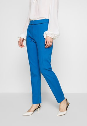 THE TROUSERS - Trousers - bright blue