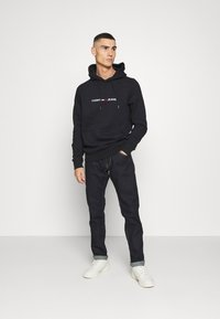 Tommy Jeans - Sweat à capuche - black - 1